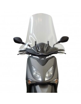 Fabbri Ζελατίνα Yamaha X-City 125/250 07-14 Top Clear