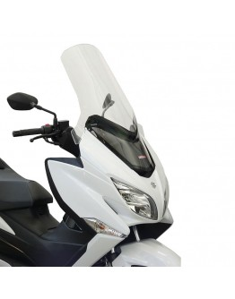 Fabbri Ζελατίνα Suzuki Burgman AN400 18 Exclusive Clear