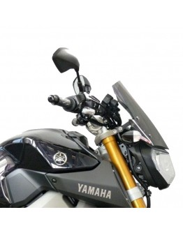 Fabbri Ζελατίνα Yamaha MT-09 13-16 Gen-X Touring Dark Smoke