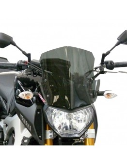 Fabbri Ζελατίνα Yamaha MT-09 13-16 Gen-X Touring Smoke