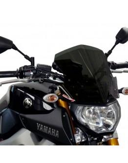 Fabbri Ζελατίνα Yamaha MT-09 13-16 Gen-X Touring Dark Smoke
