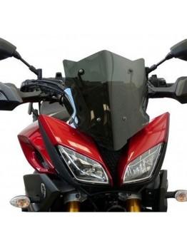 Fabbri Ζελατίνα Yamaha MT-09 Tracer 15-17 Gen-X Super Sport Dark Smoke