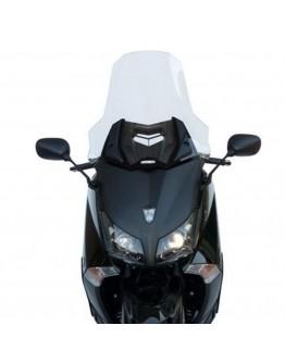 Fabbri Ζελατίνα Yamaha T-Max 530 12-16 Exclusive Clear