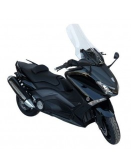 Fabbri Ζελατίνα Yamaha T-Max 530 12-16 Exclusive Clear