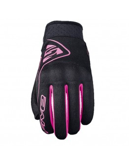 Five Globe Lady Γάντια Black/Fluo-Pink
