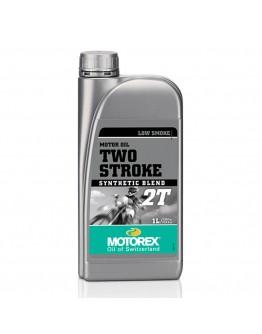 Motorex Λάδι 2T Two-Stroke Ημισυνθετικό 1lt