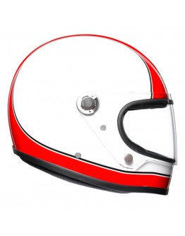 AGV X3000 Super AGV Red