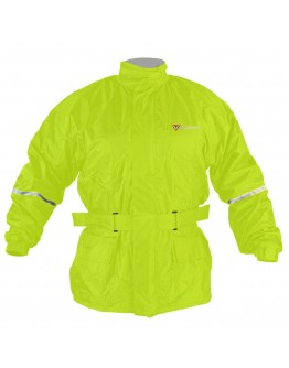 Nordcode Rain Αδιάβροχο Jacket Fluo Yellow