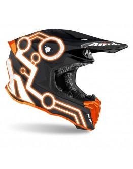 Airoh Twist 2.0 Neon Orange Matt