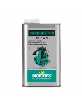 Motorex Καθαριστικό Καρμπιρατέρ 1 Lt