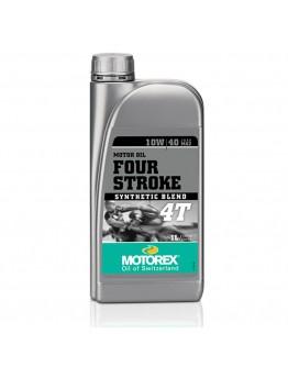 Motorex Λάδι 4T 4-Stroke 10W/40 Ημισυνθετικό 1 Lt