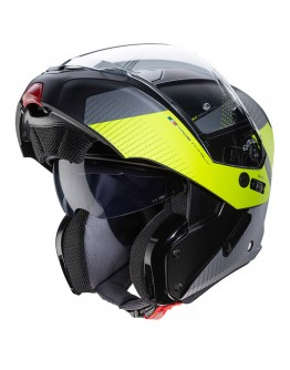 Caberg Horus Scout Black /Fluo Yellow/Anthracite