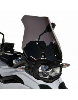 Ermax Ζελατίνα BMW F 750 GS 18-20 Sport Dark Smoke