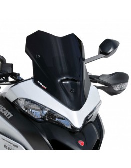 Ermax Ζελατίνα Ducati Multistrada 950 18-20 Sport Dark Smoke
