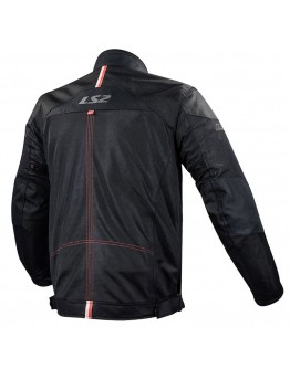 LS2 Alba Jacket Black