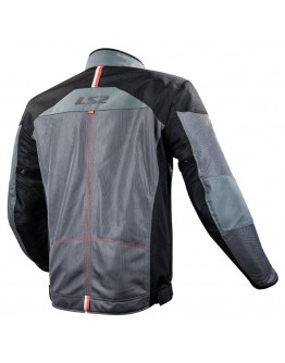 LS2 Alba Jacket Dark Grey