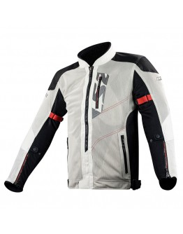 LS2 Alba Jacket Light Grey