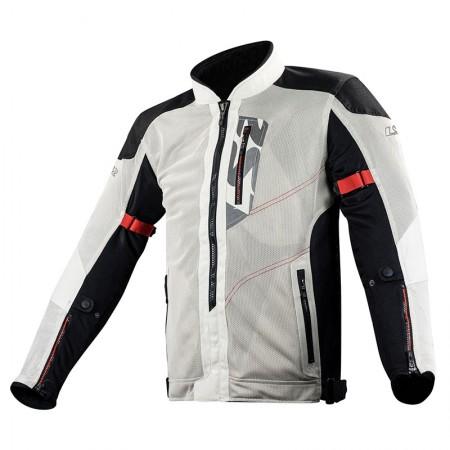 LS2 Alba Jacket Light Grey