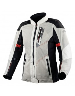 LS2 Alba Lady Jacket Light Grey