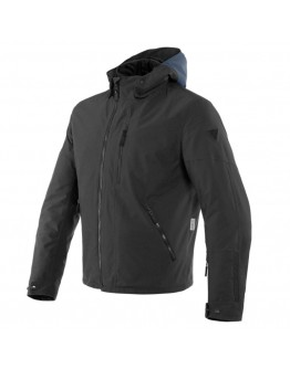 Dainese Mayfair D-Dry Jacket Ebony/Black/Black