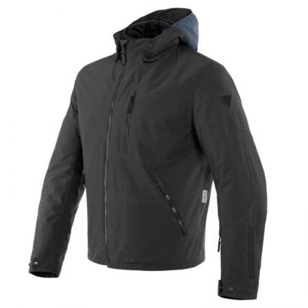 Dainese Mayfair D-Dry Jacket Ebony/Black/Black