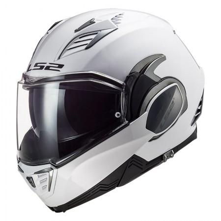 LS2 FF900 Valiant II White