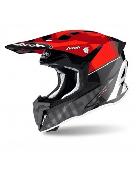Airoh Twist 2.0 Tech Red