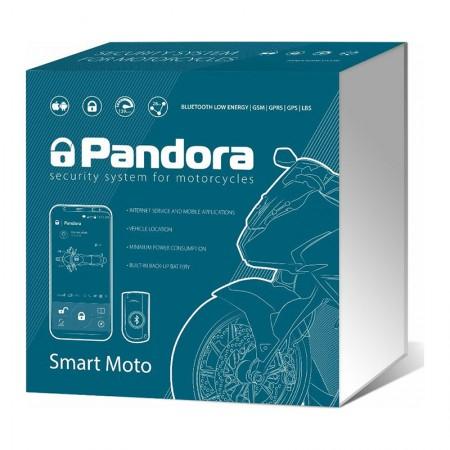 Pandora Smart Moto V2 Συναγερμός