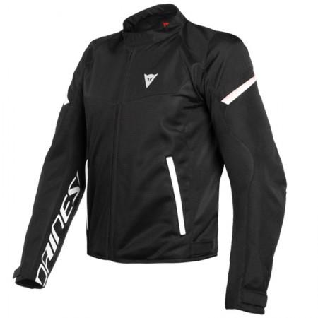 Dainese Bora Air Tex Jacket Black/White