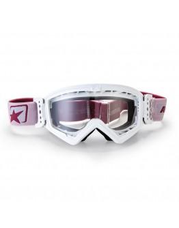 Ariete Μάσκα MX Mudmax Easy White/Pink