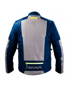 Fovos Pindos Motoe Enduro Jacket Blue/grey