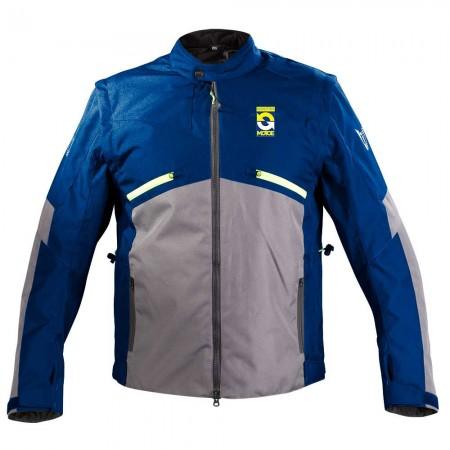 Fovos Pindos Motoe Enduro Jacket Blue/grey