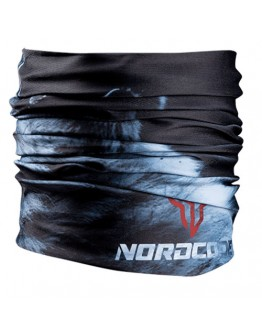 Nordcode Φουλάρι Tube Neck 13 Yell Black/Grey