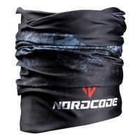 Nordcode Φουλάρι Tube Neck 5 Mountain Black/Grey