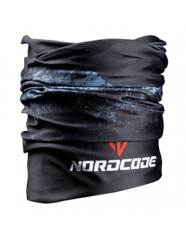 Nordcode Φουλάρι Tube Neck 5 Mountain Black/Grey