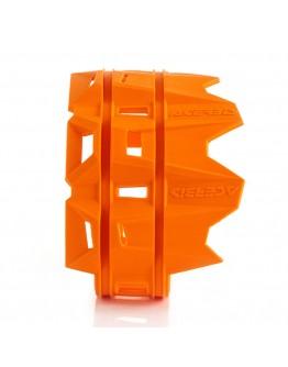 Acerbis Προστασία Εξάτμισης Σιλικόνης Orange