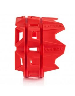 Acerbis Προστασία Εξάτμισης Σιλικόνης Red