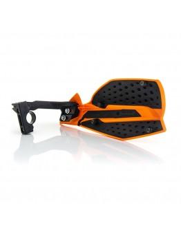 Acerbis Χούφτες X-Ultimate Orange/Black