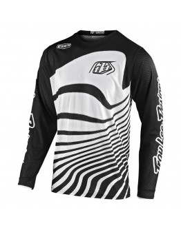 TLD MX Μπλούζα Παιδική GP Air Drift Black/White