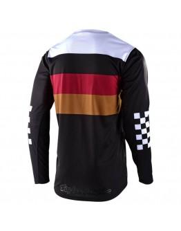 TLD MX Μπλούζα GP Continental Black