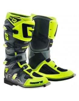 Gaerne Μπότες SG12 Grey/Yellow Fluo/Black