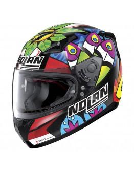 Nolan N60-5 Replica C. Davis Black 85