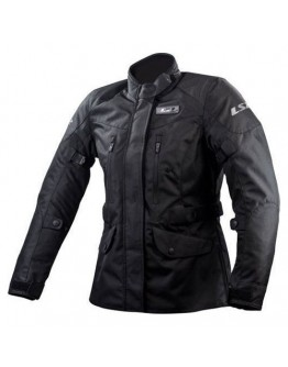 LS2 Metropolis Jacket Lady Black