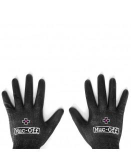 Muc Off Mechanics Γάντια Εργασίας Black