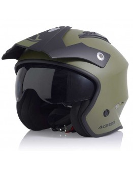 Acerbis Jet Aria Military Green