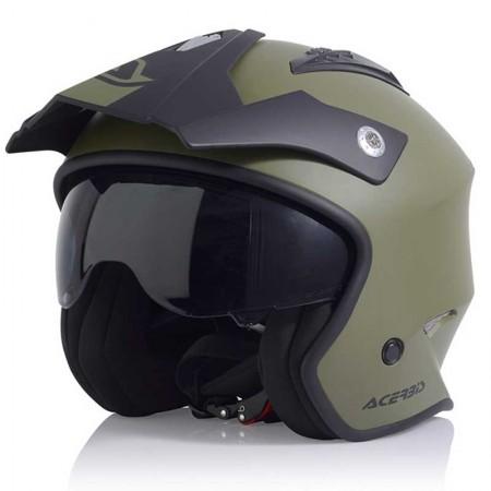 Acerbis Jet Aria Military Green
