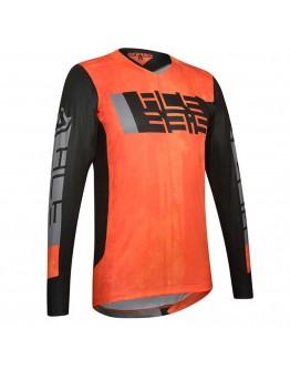 Acerbis MX Μπλούζα LTD Outrun Orange/Black