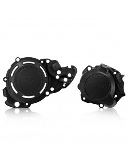 Acerbis Προστατευτικό Κάλυμμα Κινητήρα X-Power Beta RR 2T Black