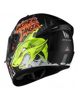 MT Stinger Danger Matt Fluo Orange