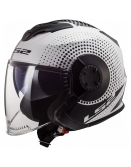 LS2 OF570 Verso Spin White/Black